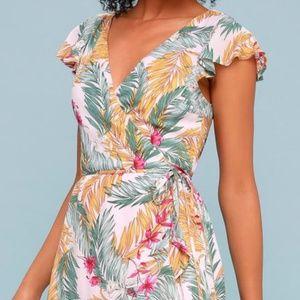 Lulu's Dresses - Tropical dress